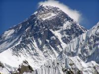 Mt. Everest 8848 mt.